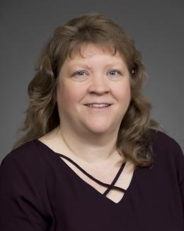 Photo of Stephanie Morris, Assistant Controller