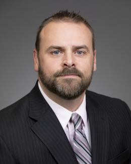 Photo of Robb P. Winfield, Vice President, CFO and Controller